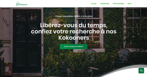 Startup <h3>Kokoon</h3> France French Tech