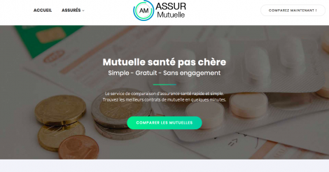 Startup <h3>Assur Mutuelle</h3> France French Tech