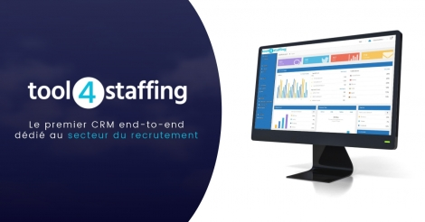 Startup <h3>Tool4Staffing</h3> France French Tech