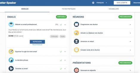 Startup <h3>Better-Speaker</h3> France French Tech