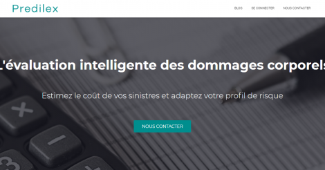 Startup <h3>Predilex</h3> France French Tech