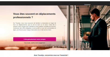 Startup <h3>Travelys</h3> France French Tech