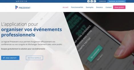 Startup <h3>PREZEVENT</h3> France French Tech