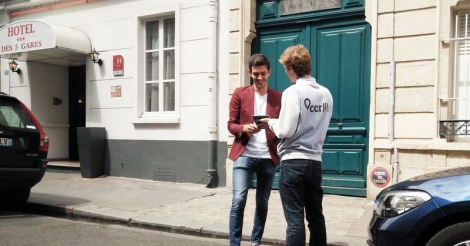 Startup <h3>CARLILI</h3> France French Tech