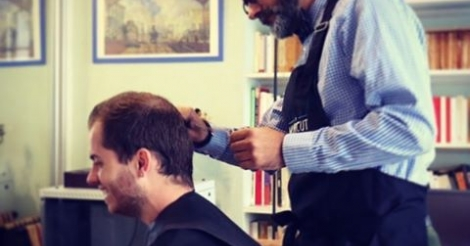 Startup <h3>The Haircut</h3> France French Tech