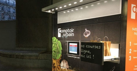 Startup <h3>Comptoir Urbain</h3> France French Tech