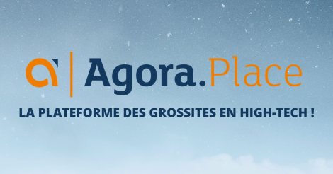 Startup <h3>Agora Place </h3> France French Tech