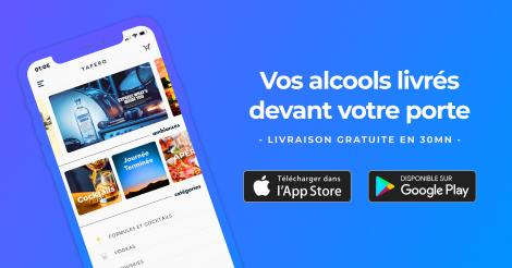 Startup <h3>Yapero - Livraison d&#039;alcool</h3> France French Tech