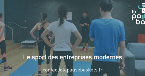 Startup <h3>La Pause Baskets</h3> France French Tech
