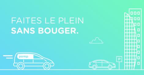 Startup <h3>POMP</h3> France French Tech