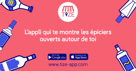 Startup <h3>Tize</h3> France French Tech