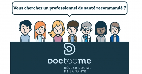 Startup <h3>Doctoome</h3> France French Tech