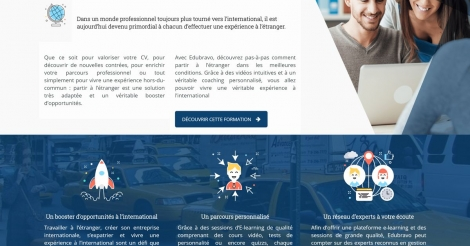 Startup <h3>Edubravo</h3> France French Tech