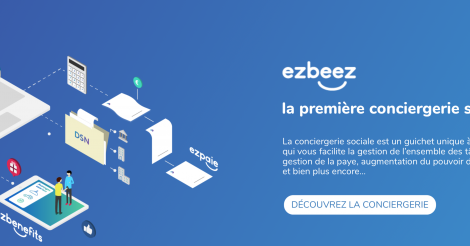 Startup <h3>Ezbeez</h3> France French Tech