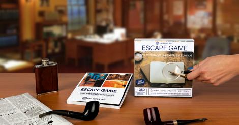 Startup <h3>Live Escape Box</h3> France French Tech