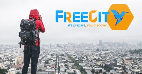 Startup <h3>FreeCity</h3> France French Tech