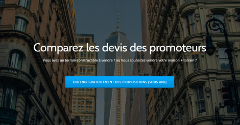 Startup <h3>Comparateur-Promoteur</h3> France French Tech