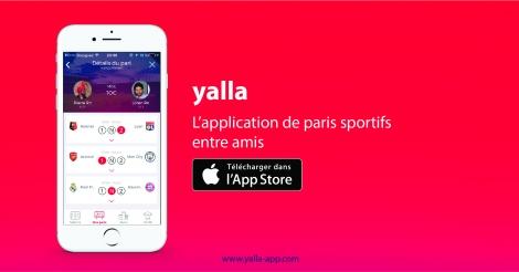 Startup <h3>Yalla</h3> France French Tech