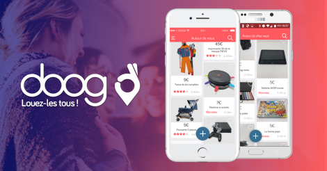 Startup <h3>Doog</h3> France French Tech