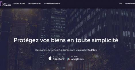 Startup <h3>GettGaurd</h3> France French Tech