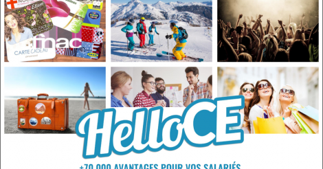Startup <h3>HelloCE</h3> France French Tech
