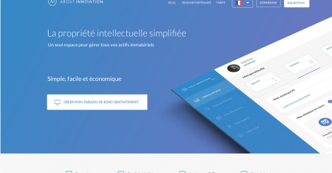 Startup <h3>Aboutinnovation.com</h3> France French Tech