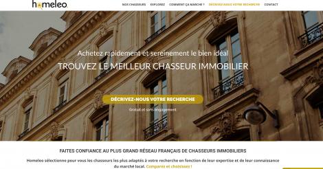 Startup <h3>Homeleo</h3> France French Tech