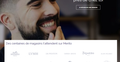 Startup <h3>Merito</h3> France French Tech