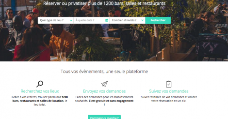 Startup <h3>Privateaser</h3> France French Tech