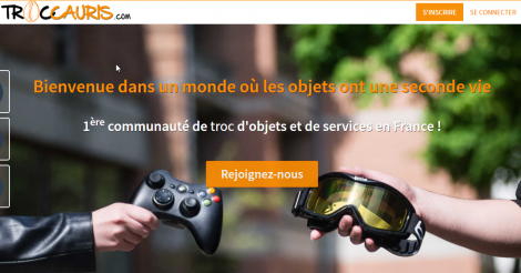 Startup <h3>Troccauris.com</h3> France French Tech