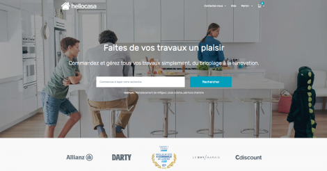 Startup <h3>Hellocasa</h3> France French Tech