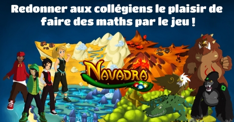 Startup <h3>NAVADRA</h3> France French Tech