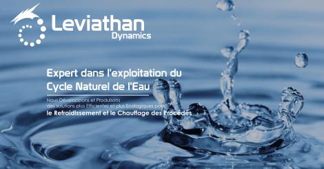 Startup <h3>Leviathan Dynamics SAS</h3> France French Tech