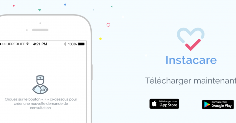 Startup <h3>INSTACARE</h3> France French Tech