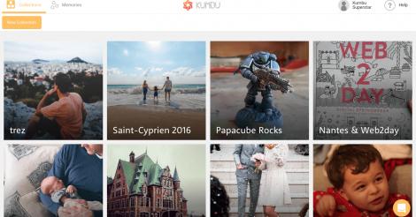 Startup <h3>Kumbu</h3> France French Tech