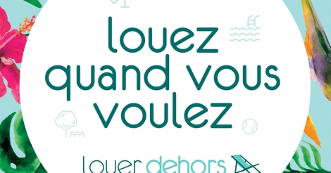 Startup <h3>Louer Dehors</h3> France French Tech
