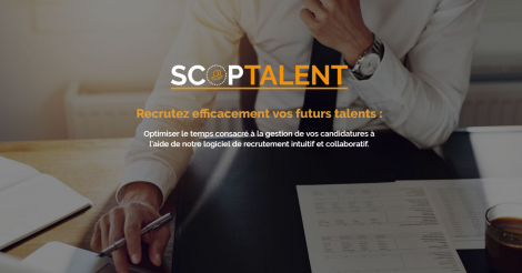 Startup <h3>ScopLab</h3> France French Tech