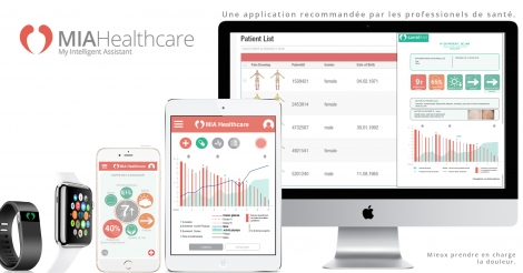 Startup <h3>Santé NET</h3> France French Tech