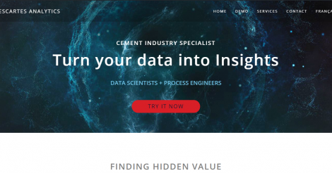 Startup <h3>Descartes Analytics</h3> France French Tech