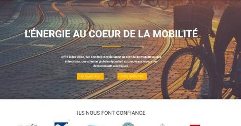 Startup <h3>Mobendi</h3> France French Tech