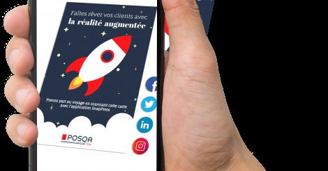 Startup <h3>POSQA</h3> France French Tech