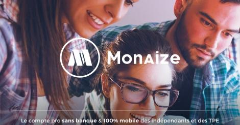 Startup <h3>Monaize</h3> France French Tech