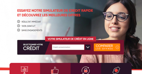 Startup <h3>Mon Credit Rapide</h3> France French Tech