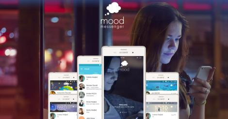 Startup <h3>Mood Messenger</h3> France French Tech