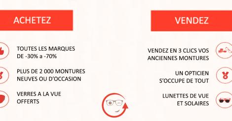 bdb669bf8d405 Achetez et Vendez vos Lunettes neuves et d occasions