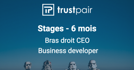 Startup <h3>Trustpair</h3> France French Tech