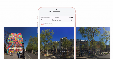 Startup <h3>Panoragram</h3> France French Tech