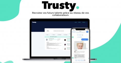 Startup <h3>Trusty</h3> France French Tech