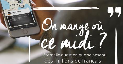 Startup <h3>Menu Du Jour MDJ</h3> France French Tech