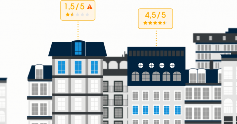 Startup <h3>HappyRenting</h3> France French Tech